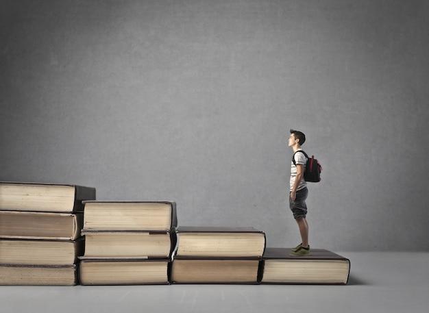 Début de l'éducation