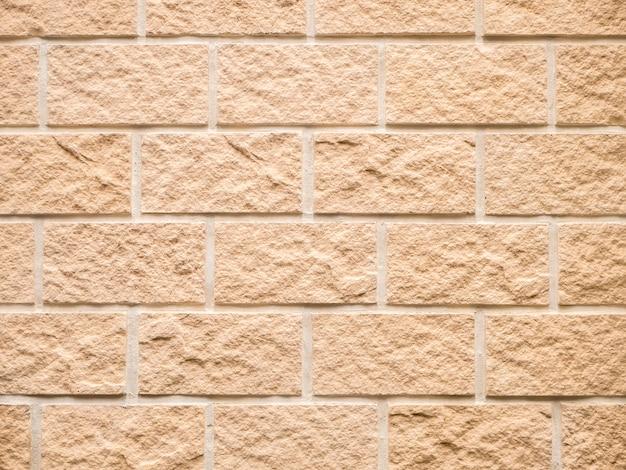 Décor moderne mur propre brique texture fond
