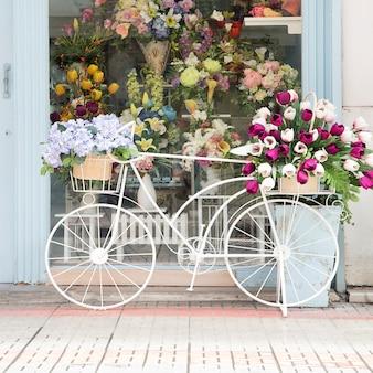 Décor de vélo