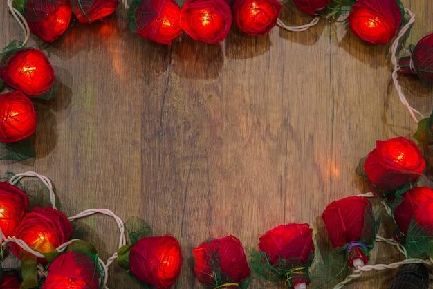 Décoration colorée romance botanique vert