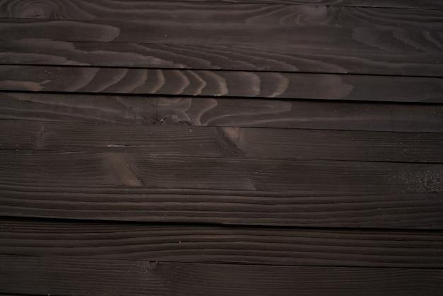 Décoration de conception de texture de mur de fond en bois foncé