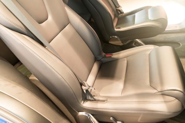 Décoration d'intérieur de siège de voiture