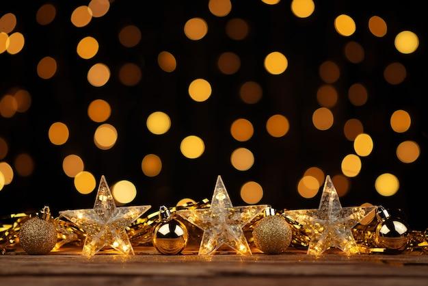 Décoration de nouvel an