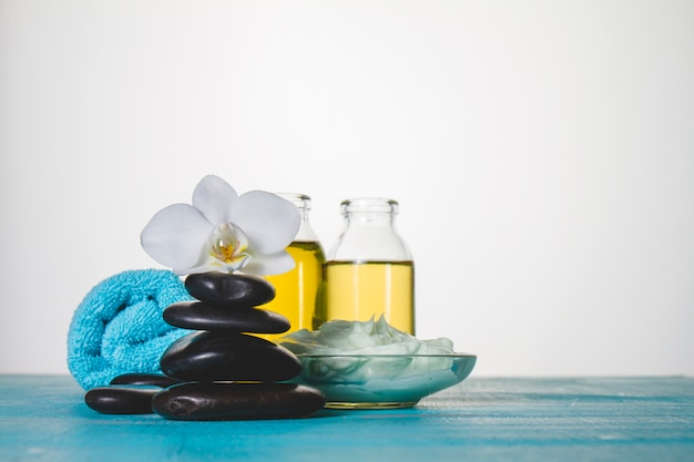 Décoration de spa