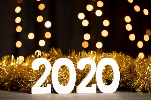 Décorations du nouvel an pour soirée