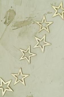 Décorations en forme d'étoile