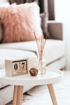Décorations pour la maison confortables à l'intérieur