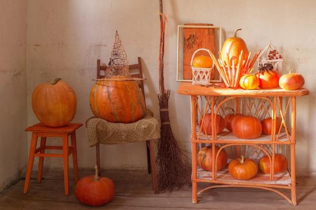 Décorations pour la maison halloween