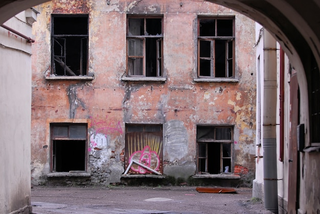 La dégradation urbaine