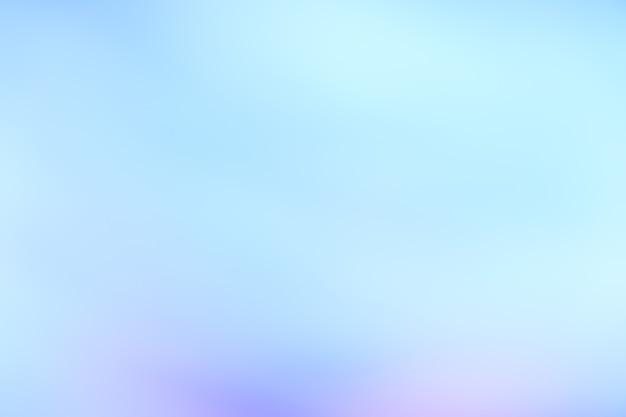 Dégradé Bleu Photo Abstraite Défocalisé Lignes Lisses Fond De Couleur Pantone Photo Premium