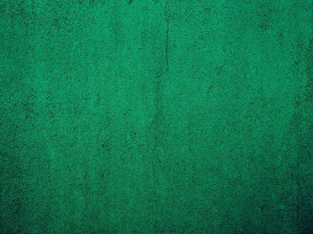 Dégradé de fond abstrait mur vert.