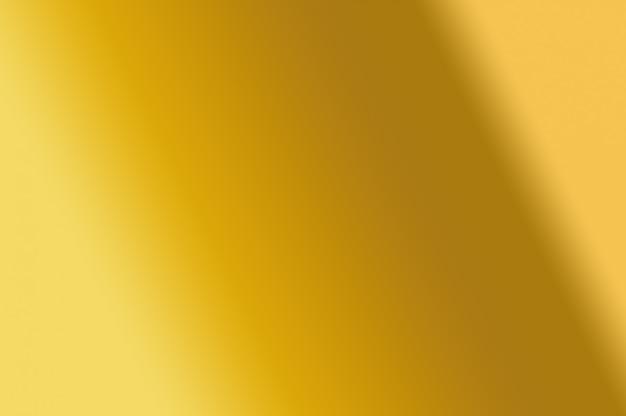 Dégradé d'or texture douce couleur ondulée comme fond d'éléments de conception décorative abstraite