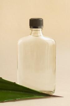 Délicieuse composition de boisson mezcal