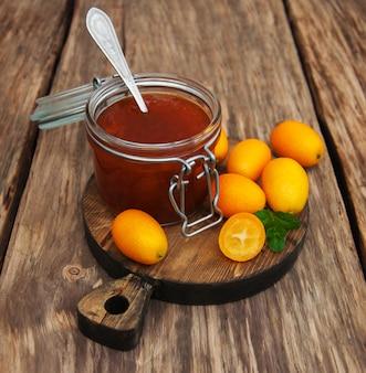 Délicieuse confiture de kumquat