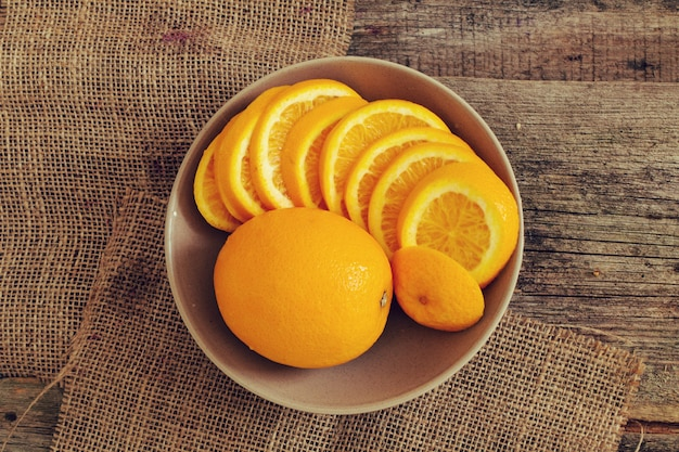 Délicieuse orange