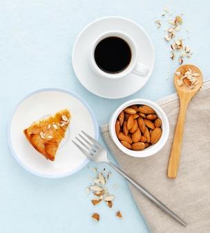 Délicieuse tarte d'automne aux noix
