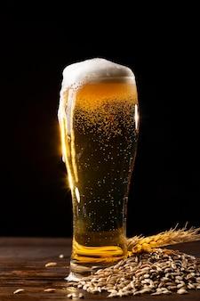 Délicieux Assortiment De Bières Américaines Photo gratuit