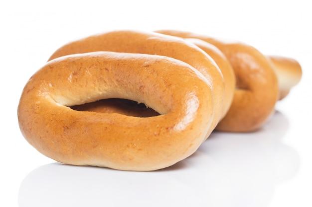 Délicieux bagels à base de bon blé