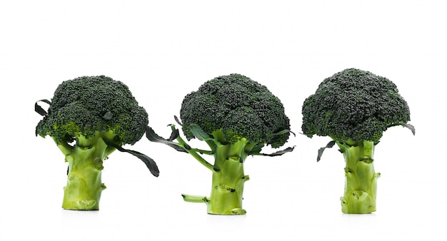 Délicieux brocoli