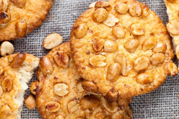 Délicieux cookies de différents ingrédients