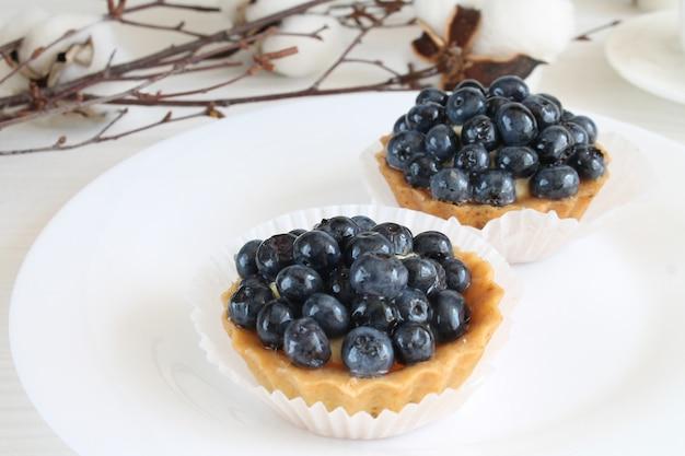 Délicieux Dessert Photo Premium