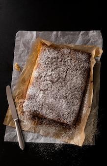 Délicieux gâteau aux amandes
