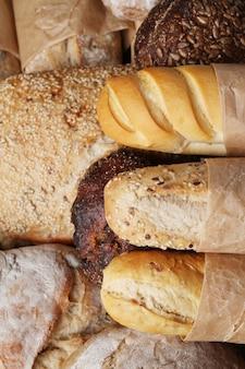 Délicieux pain fait maison