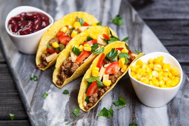 Délicieux tacos