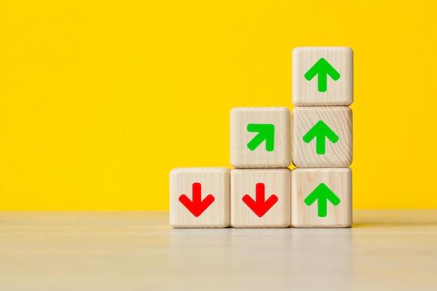 Démarquez-vous, pensez différent, leadership, changement vers le concept de réussite. tendance de croissance