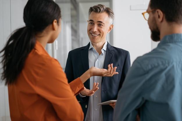Démarrage de la planification des réunions des collègues
