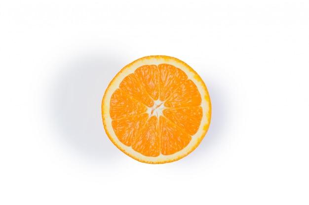 Demi orange
