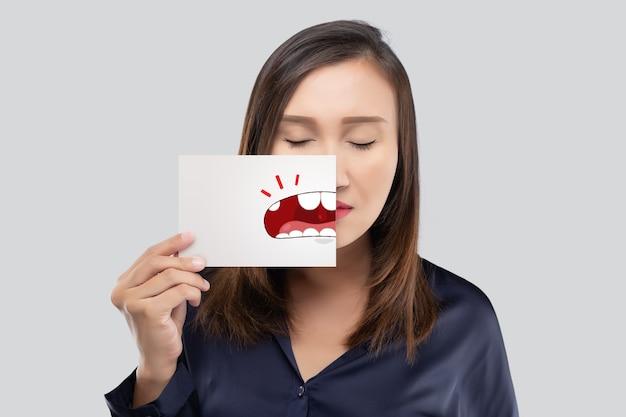 Dent cariée