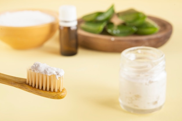 Dentifrice aloe vera frais