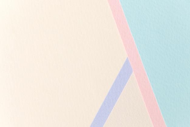 Design créatif pour papier peint pastel.
