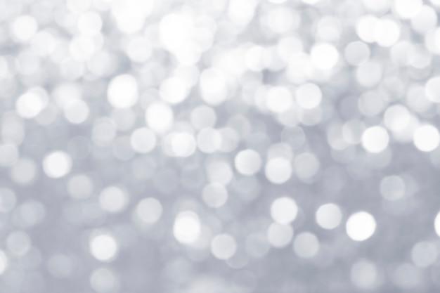 Design de fond pailleté défocalisé gris