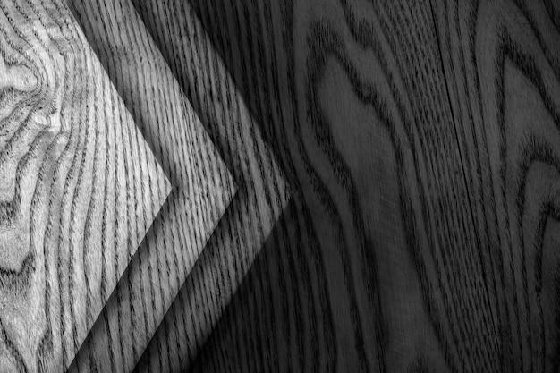 Design de fond de texture en bois moderne