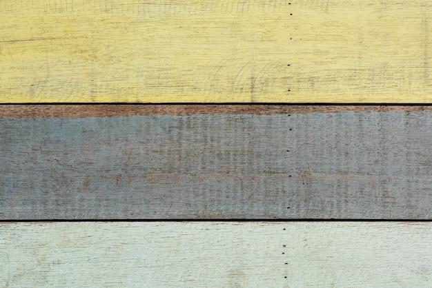 Design de fond texturé en bois peint