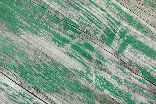 Design de fond texturé en bois vert