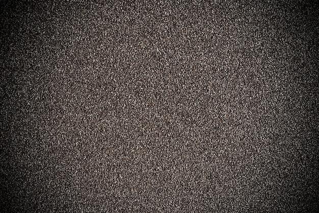 Design de fond texturé noir chatoyant