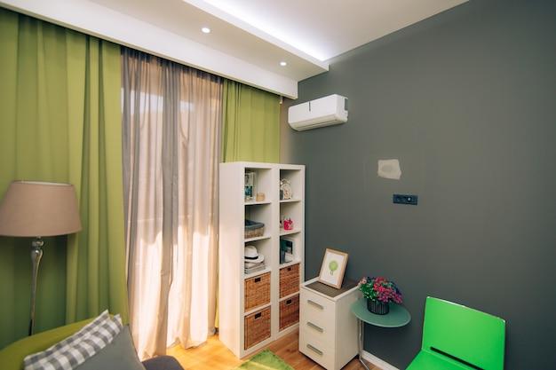 Design d'intérieur de chambre d'enfant
