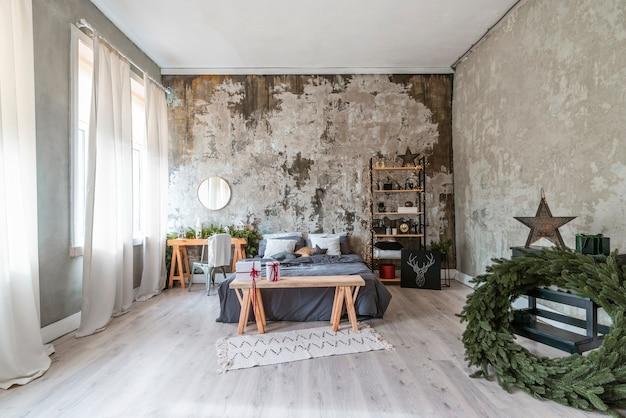 Design d'intérieur de chambre
