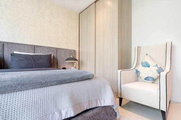 Design d'intérieur dans la chambre