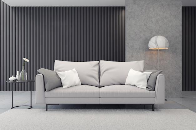 Design d'intérieur de luxe moderne