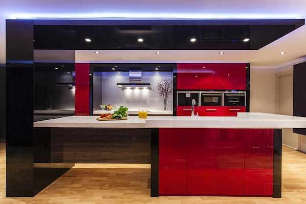 Design d'intérieur de luxe