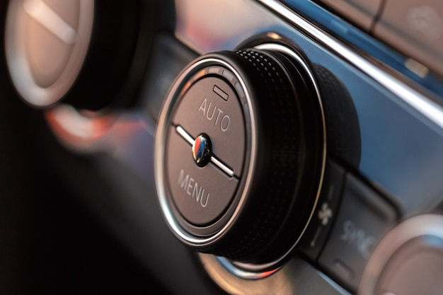 Design d'intérieur new auto