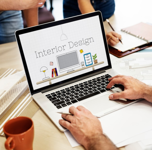Design d'intérieur numérique
