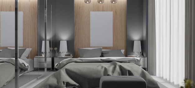 Design d'intérieur de salon