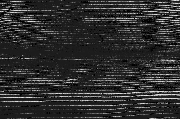 Design texturé en bois noir