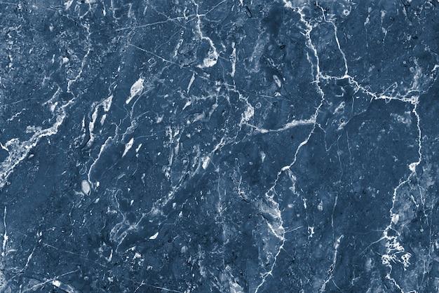 Design texturé en marbre bleu