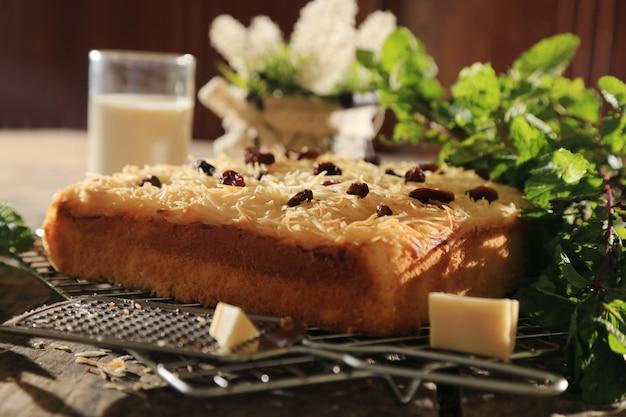 Dessert au fromage